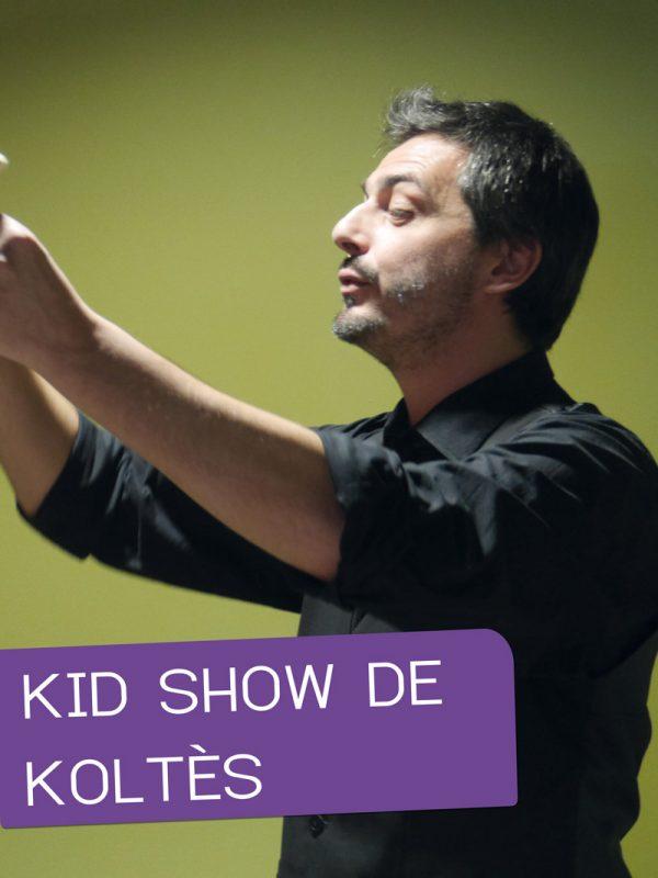 Kid show de Koltès