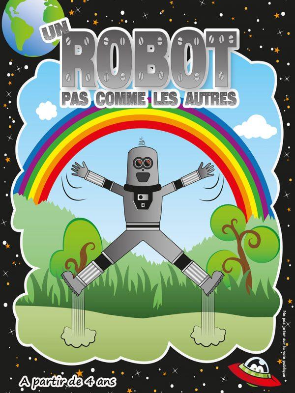 DAVID EZAN dans UN ROBOT PAS COMME LES AUTRES